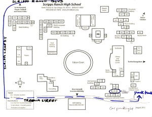 Scripps HS Map